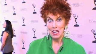 Marcia Wallace on meeting Bob Newhart  - EMMYTVLEGENDS