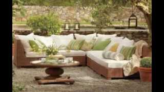 Design Modern Outdoor Furniture By Pottery Barn