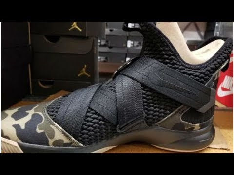 new product fdc95 12df4 First Look at the LeBron Soldier 12