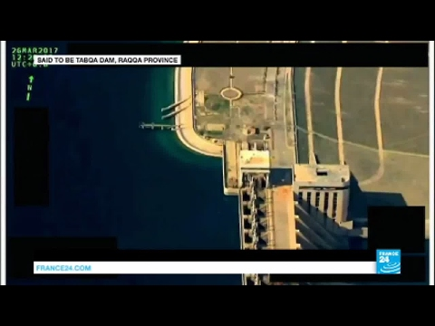 Syria: The Tabqa Dam, a strategic infrastructure in the fight against the islamic state group