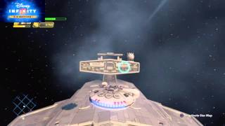 Downed the Star Destroyer - Disney Infinity 3.0