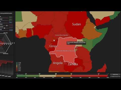 DownloadSquad Video Tour: IBM World Factbook Dashboard