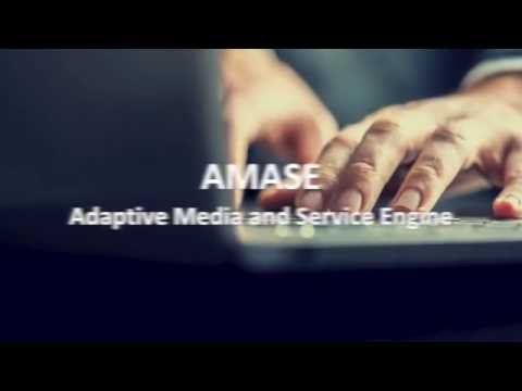 Licensing Opportunity: AMASE (Adaptive Media and Services Engine)