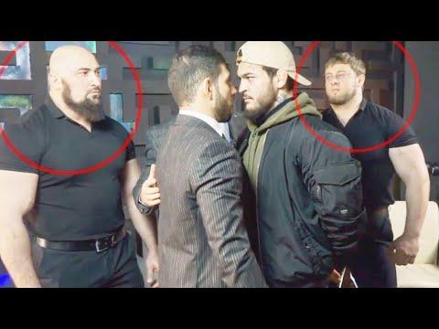 Чеченцы не дали Чоршанбе устроить драку. Чоршанбе vs Перс Дагестанец. Лицом к лицу. Полное видео