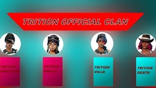 """""""No Rest"""" - Trition Official Clan Montage"""