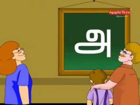 உயிர் எழுத்துக்கள் (Tamil Vowels)