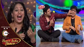 DID L'il Masters Season 3 - Episode 7 - March 22, 2014 - Krishna & Sudhesh - Funny Moment