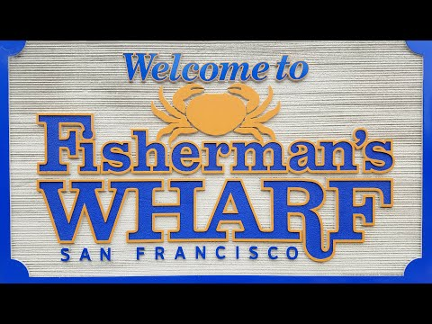 San Francisco Waterfront Walking Tour - Pier 39 To The Golden Gate Bridge