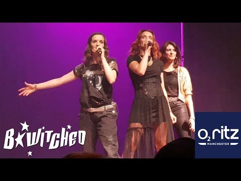 B*Witched: Jesse Hold On w/ O2 Ritz Intro