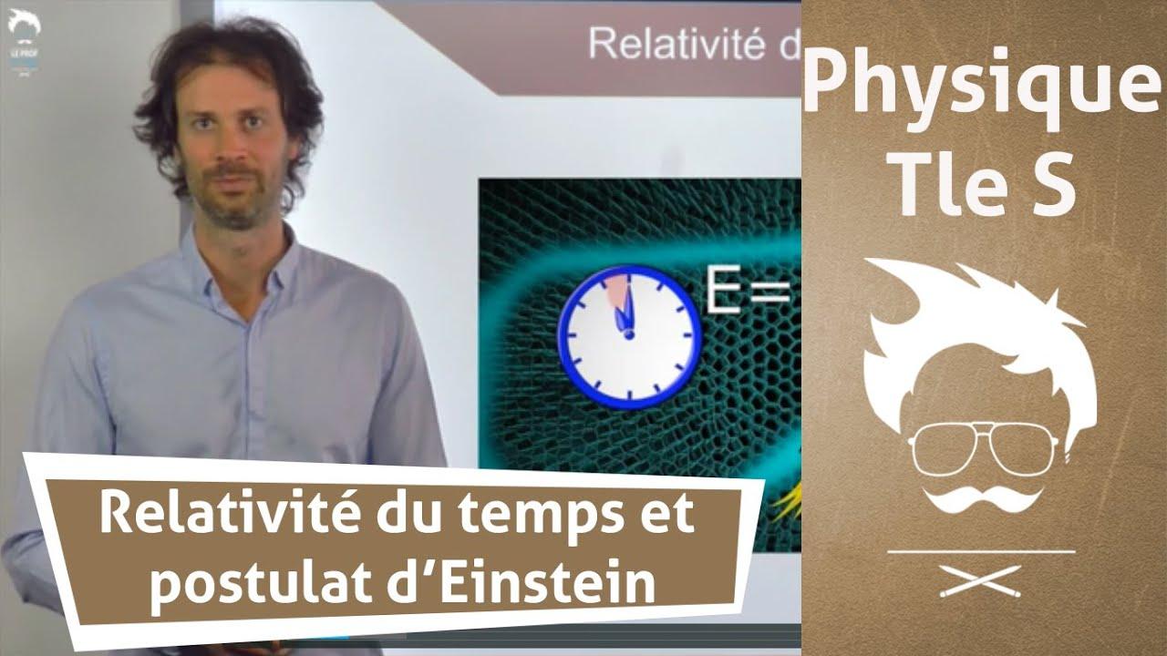relativite terminale s