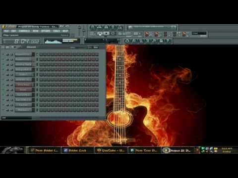 FL Studio 9  Gasolina  Daddy Yankee + Download flp