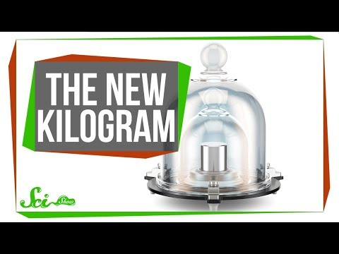 The kilogram is about to be redefined - International