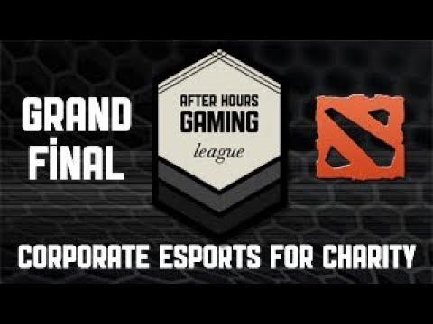 AHGL Spring 2018 - Dota 2 Grand Finals: Microsoft vs Workday