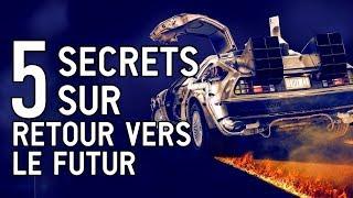 5 SECRETS SUR RETOUR VERS LE FUTUR 🎬 #35