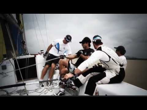 Ainslie Wins World Match Racing Tour on Monsoon Cup