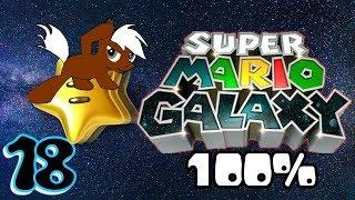 Super Mario Galaxy [100%] 18: Zeitangriff auf den Dino Piranha