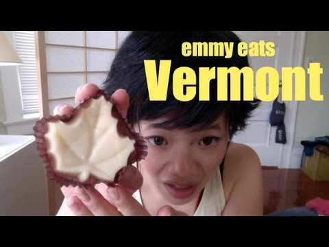 Emmy Eats Vermont - snacks & sweets