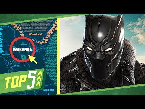 5 Dinge, die Du vor Black Panther über Wakanda & Vibranium wissen musst