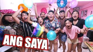 SALUIN MO ANG NOTA CHALLENGE (LAPTRIP TO BES!)   LC VLOGS #297