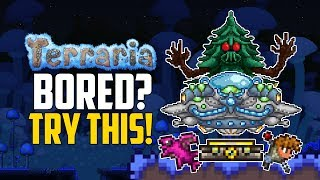 Bored of Terraria? You NEED to try this! Terraria Top 5 | PC | Console | Mobile