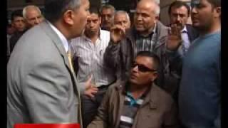 AKP AÇILIM İçin 34 PKK'lıyı Kahraman Gibi Getirdi, Gazi Mete Kurt İsyan Etti, Kayseri 20.10.09