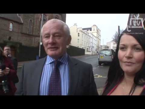 MTTV archive: Chief Minister Allan Bell receives petition