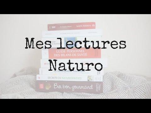 Mes conseils lectures sur la Naturopathie ! #1