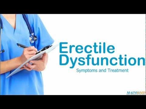 Erectile Dysfunction ¦ Treatment and Symptoms thumbnail