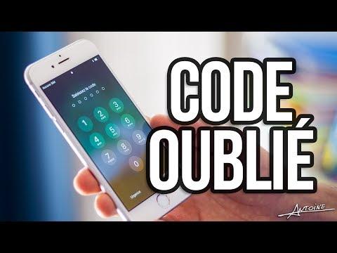 🔓 Déverrouiller Son IPhone Sans Code ! / Mot De Passe Oublié Ou Perdu