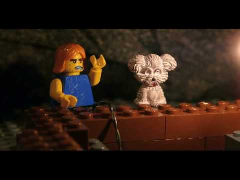 Silence! The Musical: Put the F-ing Lotion in the Basket (Lego Cover)