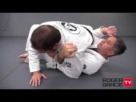 Straight Armlock From Side Control: I Get Everyone With This!