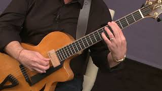 "Jazz Guitar Today Presents: Martin Taylor: '""Misty"" Barre Chord Performance"