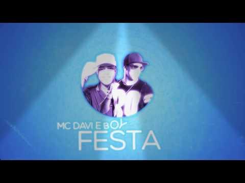MC Davi e MC Boy do Charmes - Festa (Lyric...