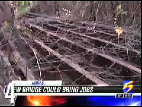 Connecting Memphis to West Memphis over the Harahan Bridge, Channel 5 covers the TIGER Grant Award
