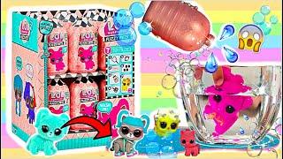 Neue LOL SURPR SE FUZZY PETS Dolls Auspacken 🤩 LOL Surprise Makeover Series 5 Hairgoals   PatD Y