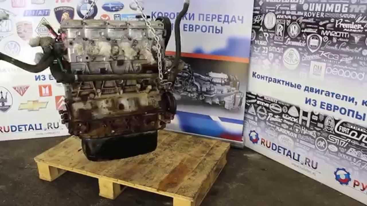 код: 8140.43 - контрактный двигатель бу Fiat Ducato, Peugeot Boxer, Citroen Jumper 2.8JTD