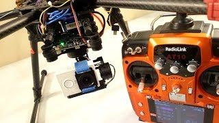 A Look At the 3 Axis CNC Gimbal from Bangood with Storm32 Controller