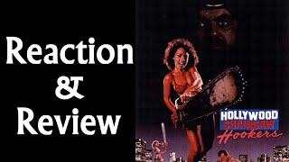 Video Reaction & Review | Hollywood Chainsaw Hookers download MP3, 3GP, MP4, WEBM, AVI, FLV September 2017