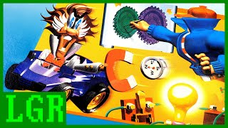 LGR - Super Solvers: Gizmos & Gadgets! DOS Game Review