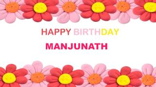 Manjunath   Birthday Postcards & Postales