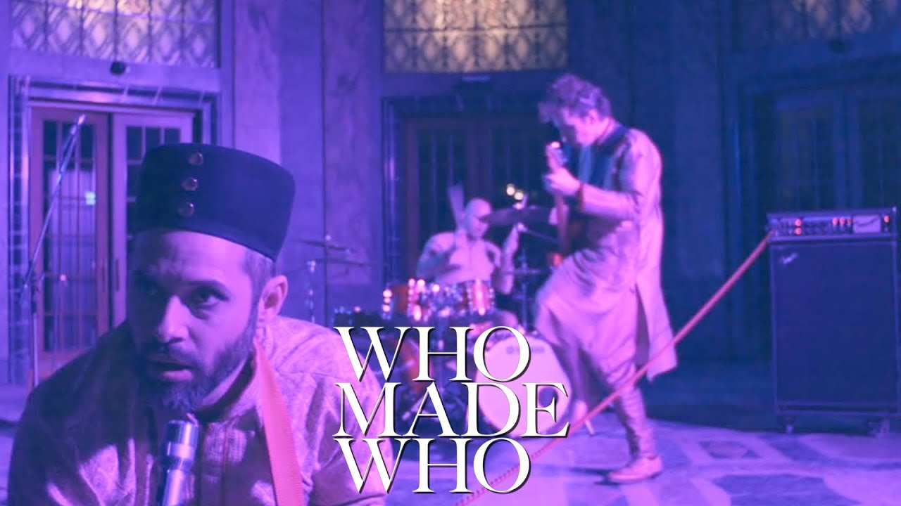 WhoMadeWho - Goodbye To All I Know