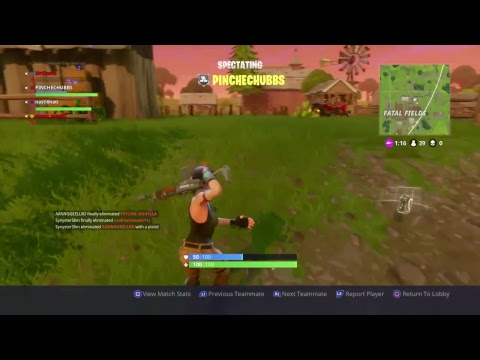 He Is The Best |mono_man97 - Fortnite