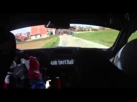 Cameracar 1 Rally Colli del Grignolino 2013 Camera Rigotti Renault Clio R3C 1 di classe