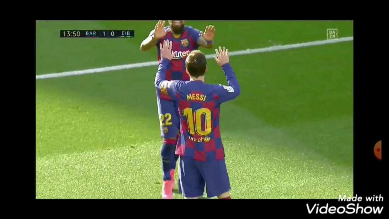 Tore Von Messi