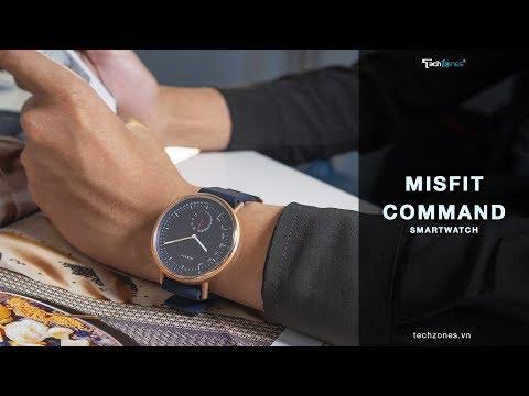 Misfit Command - Làn Gió Mới Trên Thị Trường Smartwatch