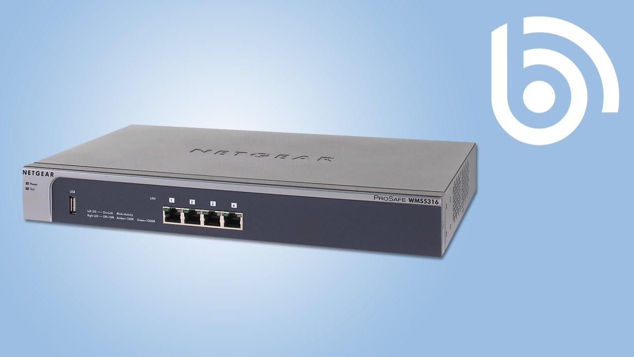 NETGEAR WMS5316 Wireless Controller Driver (2019)