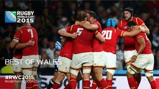 Wales' glorious Rugby World Cup 2015 moments