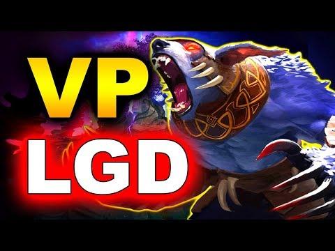 VP vs PSG.LGD - WHAT A FANTASTIC GAME! - MDL DISNEYLAND PARIS MAJOR DOTA 2