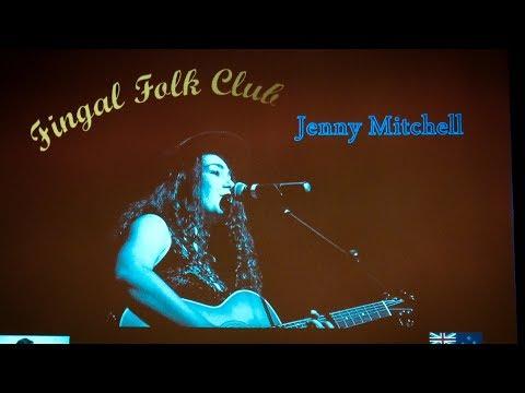 Jenny Mitchell   Fingal Folk Club   1st December 2017   Full performance
