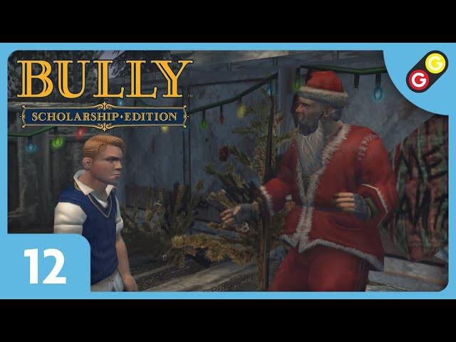 Bully #12 Je bosse pour le père Noël ! [FR]